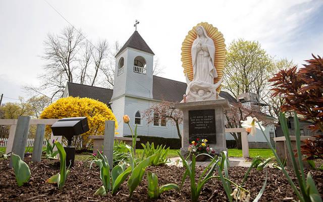Las Misas en español en persona se han reanudado en la Misión de Nuestra Señora de Guadalupe en Marion.